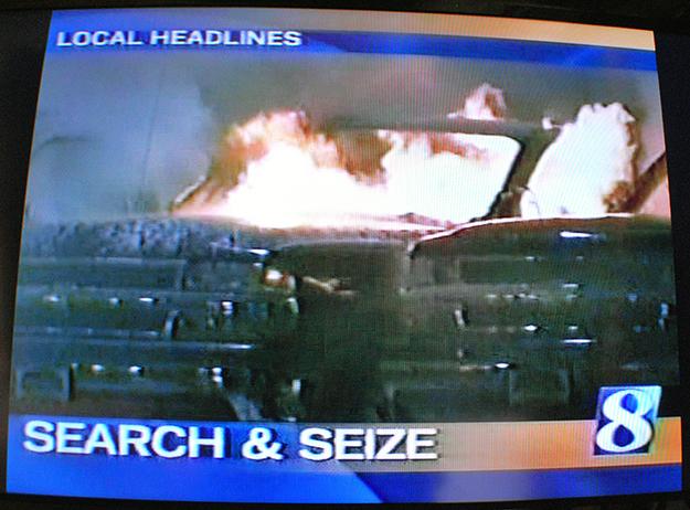 *Seach&Seize