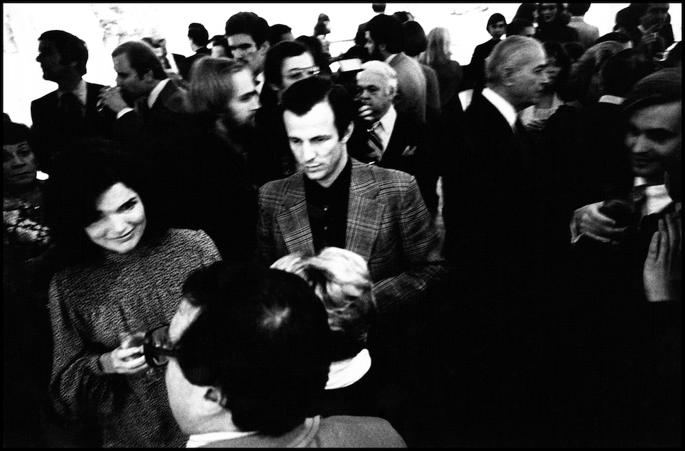 1977, International Center of Photography